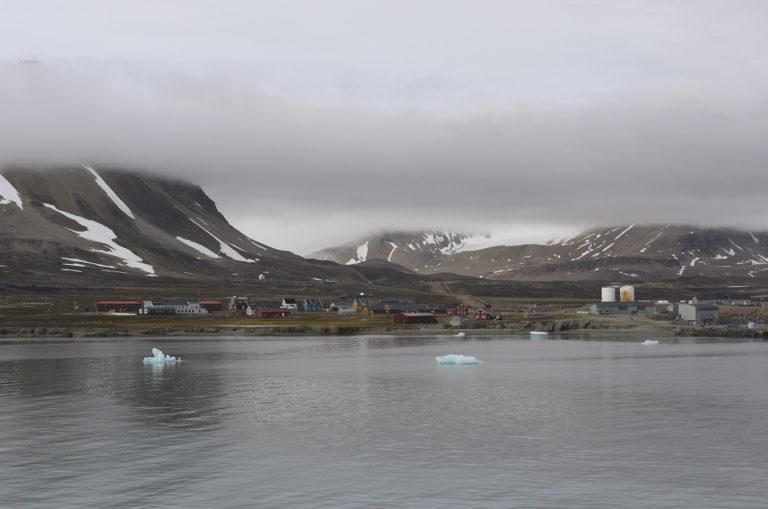 Brita Kreutzfeldt · Kreuzfahrt · Arktis · 2011 · Häuser 4