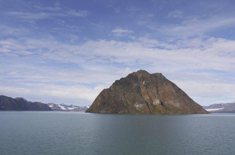 Brita Kreutzfeldt · Kreuzfahrt · Arktis · 2011 · Berg