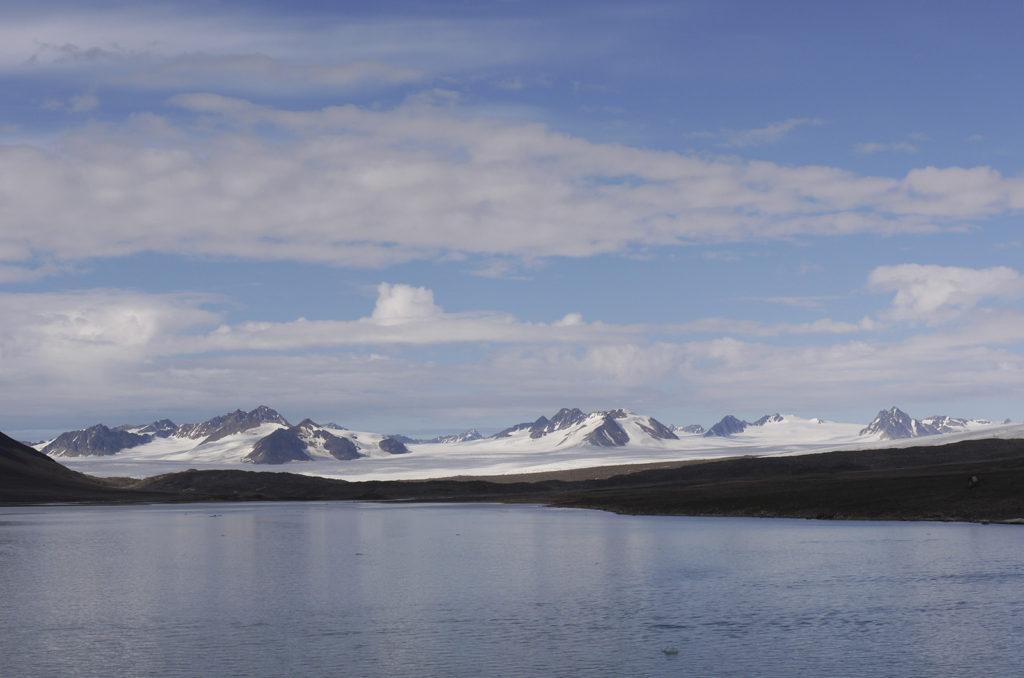 Brita Kreutzfeldt · Kreuzfahrt · Arktis · 2011 · Wolkenturm
