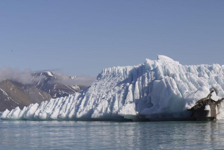 Brita Kreutzfeldt · Kreuzfahrt · Arktis · 2011 · Formation