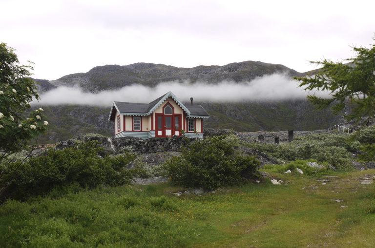Brita Kreutzfeldt · Kreuzfahrt · Arktis · 2011 · Häuser 3